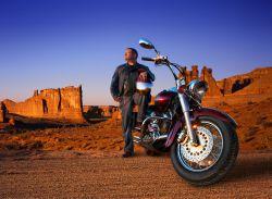 Motorradreisen durch die USA und Europa